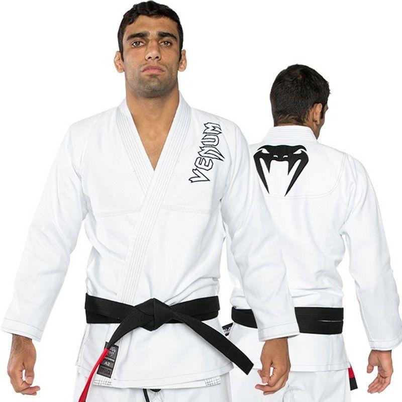 Kimono Jiu Jitsu - Competition Brasil  - Trancado - Venum - ULTIMA UNIDADE .