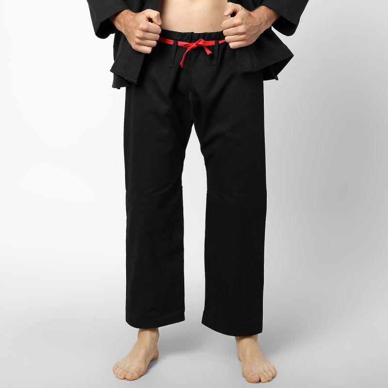 Kimono Jiu Jitsu - Extreme - Trancado - Naja - Preto -  - Loja do Competidor