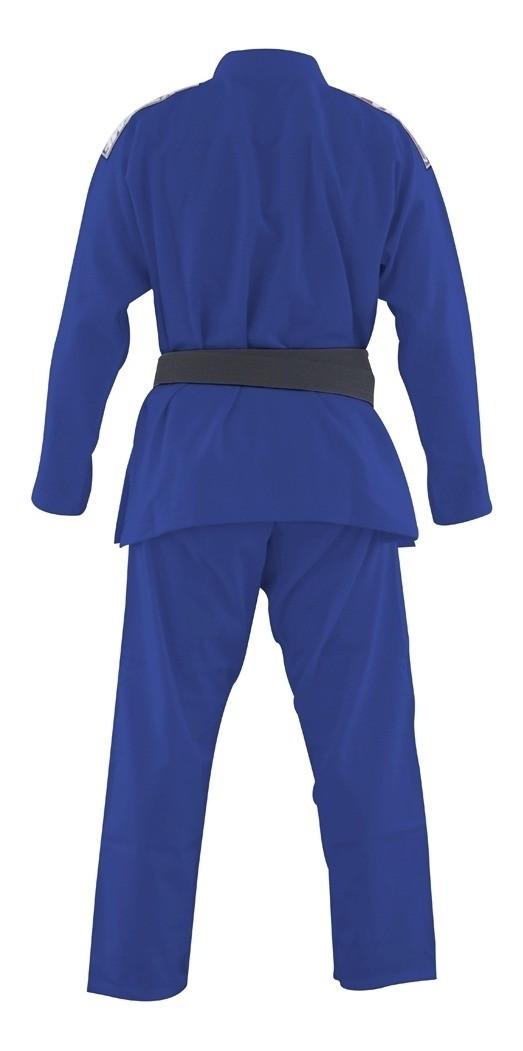Kimono Jiu Jitsu Trancado Choke - Azul - Naja  - Loja do Competidor