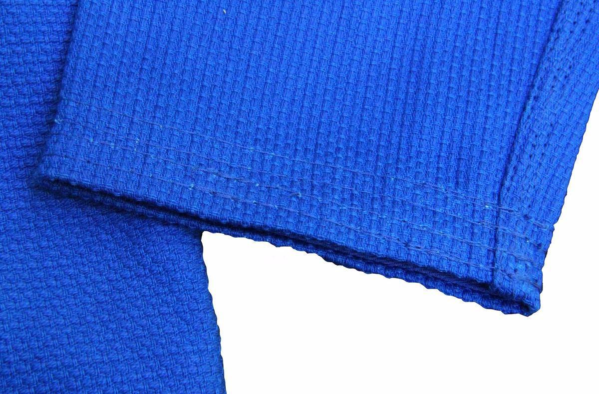 Kimono Jiu Jitsu - Trancado Master - Pesado - Shiroi - Azul  - Loja do Competidor