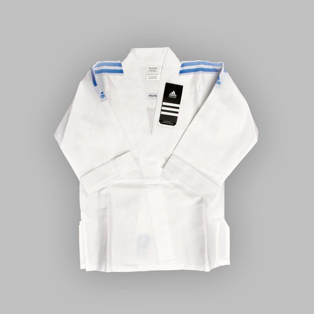 Kimono Judo Gi - Infantil - Adidas Evolution  - Loja do Competidor