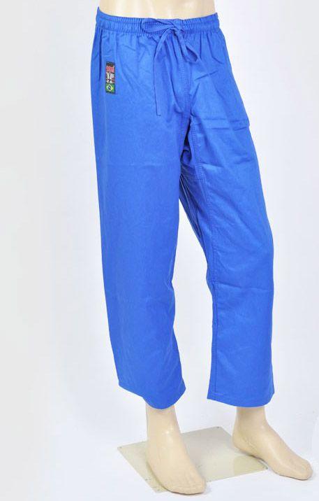 Kimono Judo Gi - Reforçado - Azul - Adulto - Shiroi  - Loja do Competidor