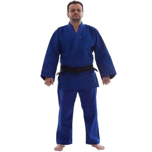 Kimono Judo - Trancado Standart - Shiroi - Azul -