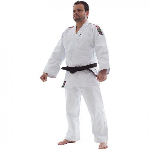 Kimono Judo - Trancado - Standart - Shiroi - Branco