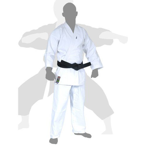 Kimono Karate - Heavy Canvas-  Branco - Adulto - Shiroi
