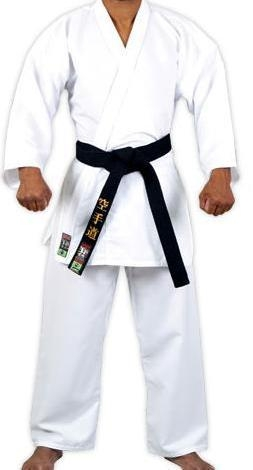Kimono Karate - Heavy Canvas - Branco - Infantil - Shiroi