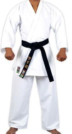 Kimono Karate - Heavy Canvas - Branco - Infantil - Shiroi  - Loja do Competidor