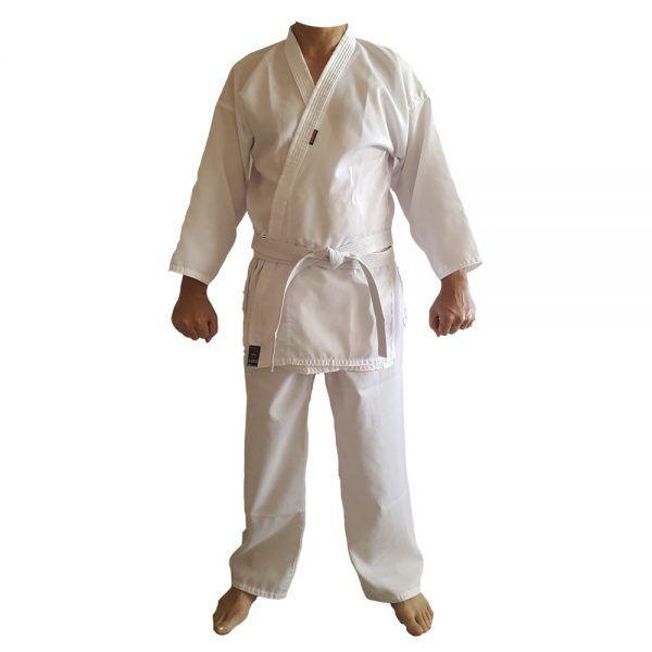 Kimono Karate Oxford -  Branco - Adulto - Shiroi  - Loja do Competidor