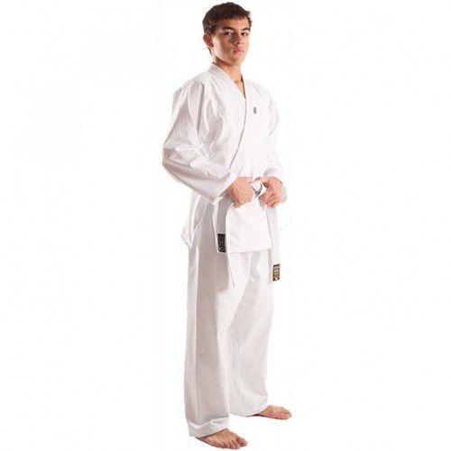 Kimono Karate PA - Competição- Branco - Adulto - Shiroi