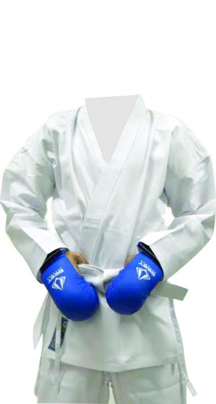 Kimono Karate Pro Series - Branco - Infantil - Best Defense