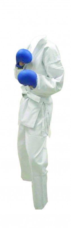 Kimono Karate Pro Series - Branco - Infantil - Best Defense  - Loja do Competidor