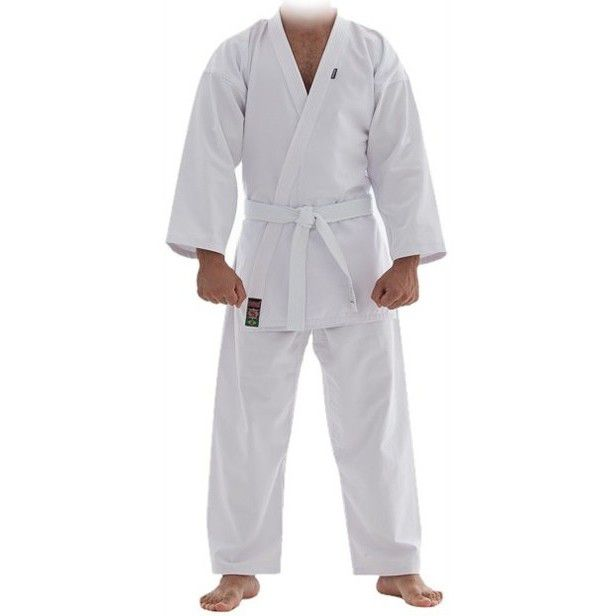 Kimono Karate Start - Branco - Adulto - Shiroi -