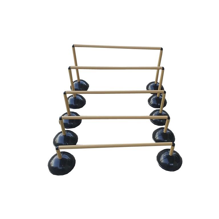 Kit 5 barreiras Obstaculos para Salto - Funcional - TRK