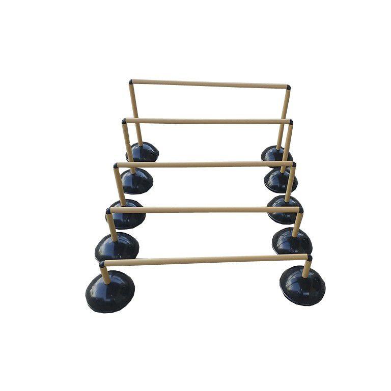 Kit 5 barreiras Obstaculos para Salto - Funcional - TRK .