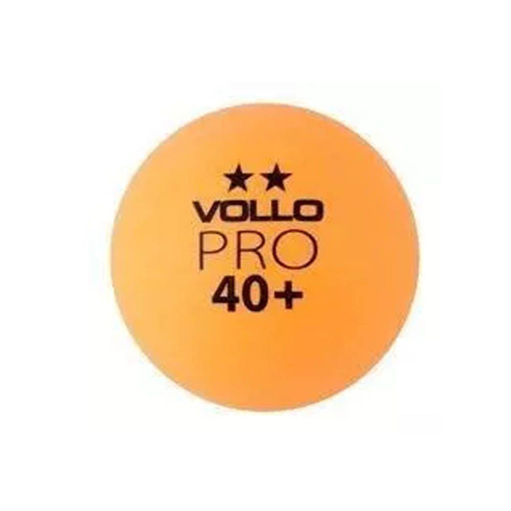 Kit Bola Tenis de Mesa Ping Pong - 36 bolas - 2 Estrelas - Vollo  - Loja do Competidor