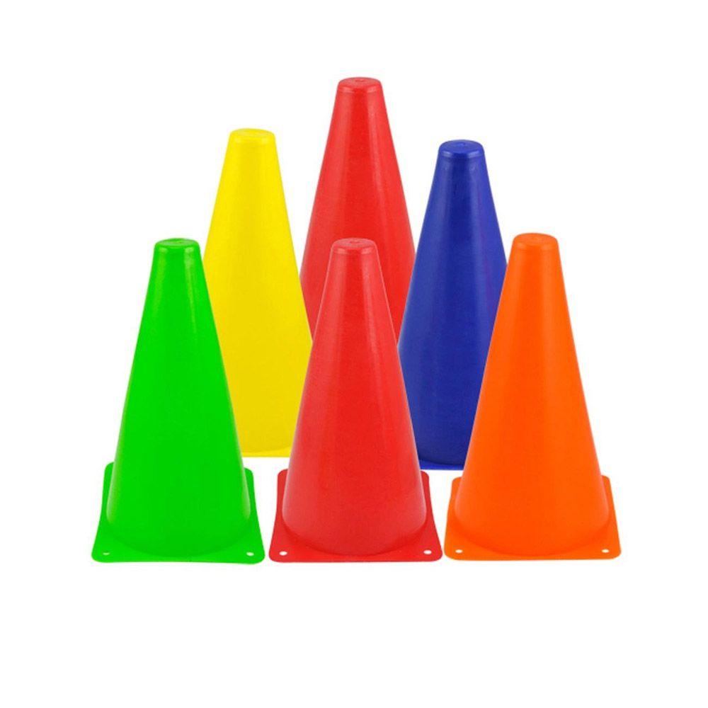 Kit com 25  unids Cone para Circuito - 24 cm - TRK