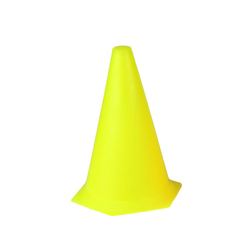 Kit com 5 Cones Flexíveis para Circuito Agilidade - 24 cm - Pentagol  - Loja do Competidor