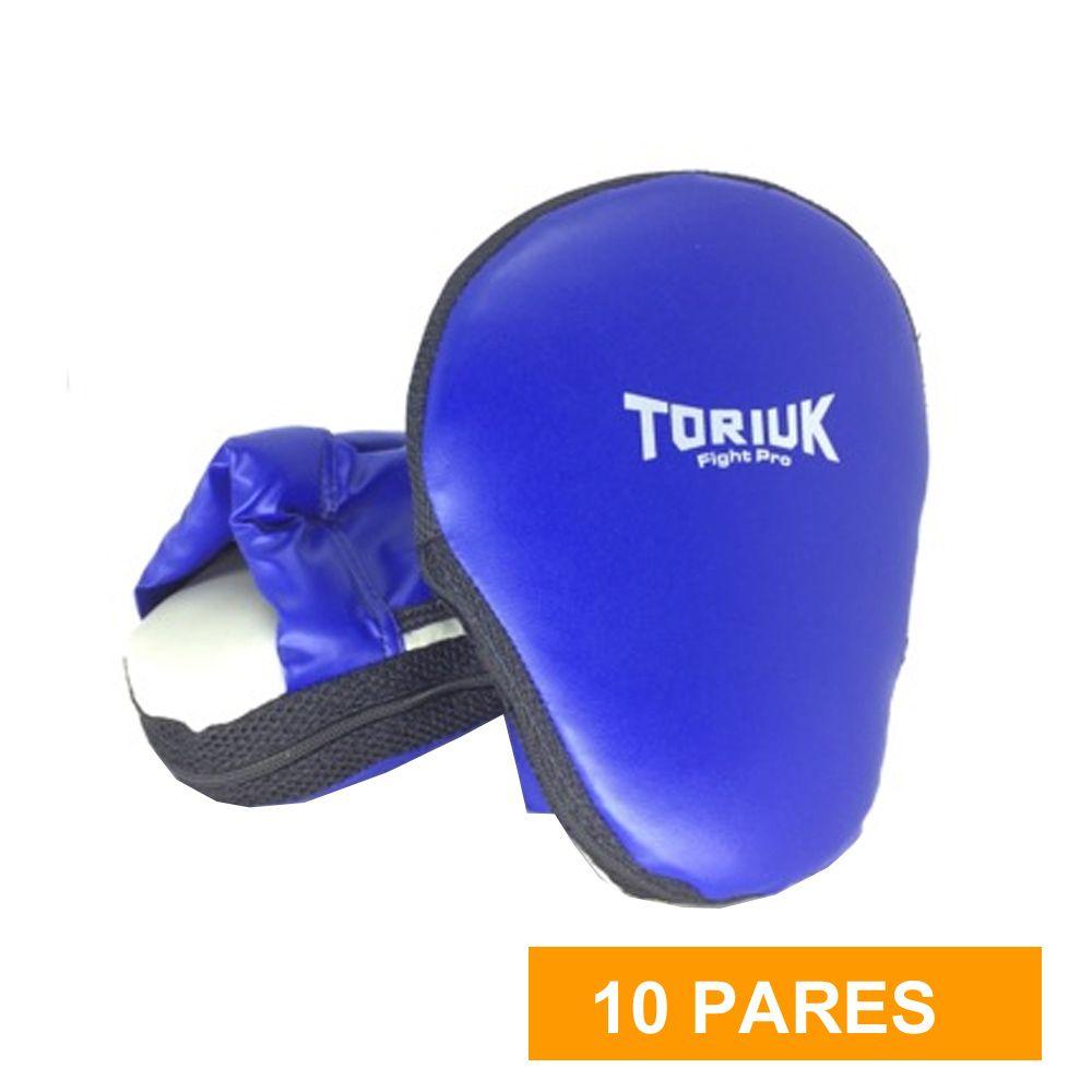 Kit de Luvas de Foco / Manopla de Soco - Toriuk - 10 Pares  - Loja do Competidor