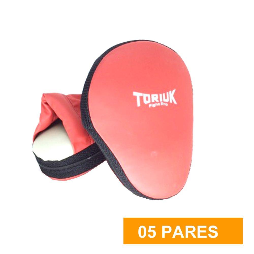 Kit de Luvas de Foco / Manopla de Soco - Toriuk - 5 Pares