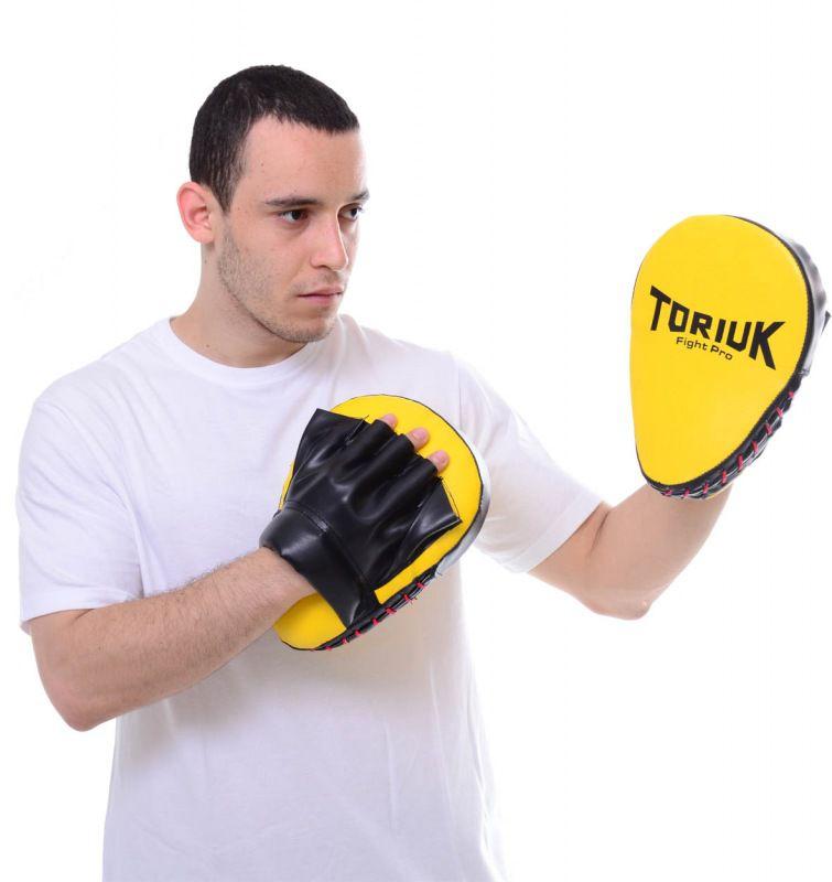 Kit de Luvas de Foco / Manopla de Soco - Toriuk - 5 Pares  - Loja do Competidor