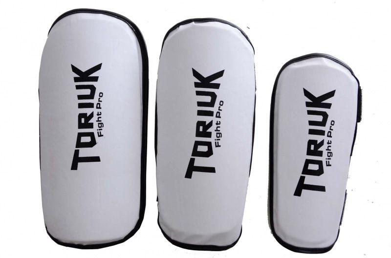 Kit de Protetores de Canela - Liso - Toriuk - 10 Pares  - Loja do Competidor
