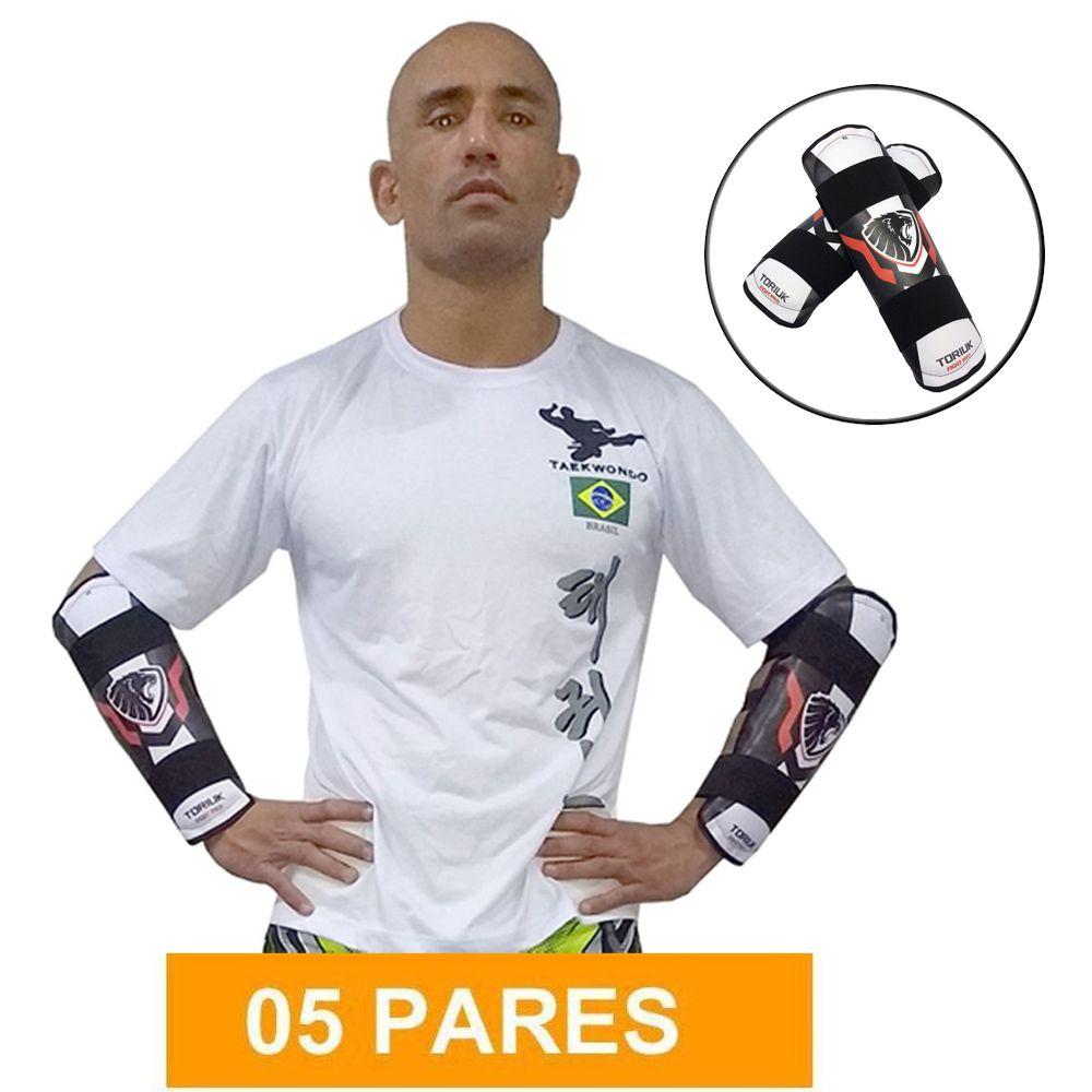 Kit Elite de Protetores de Antebraço - Lion - Toriuk - 5 Pares