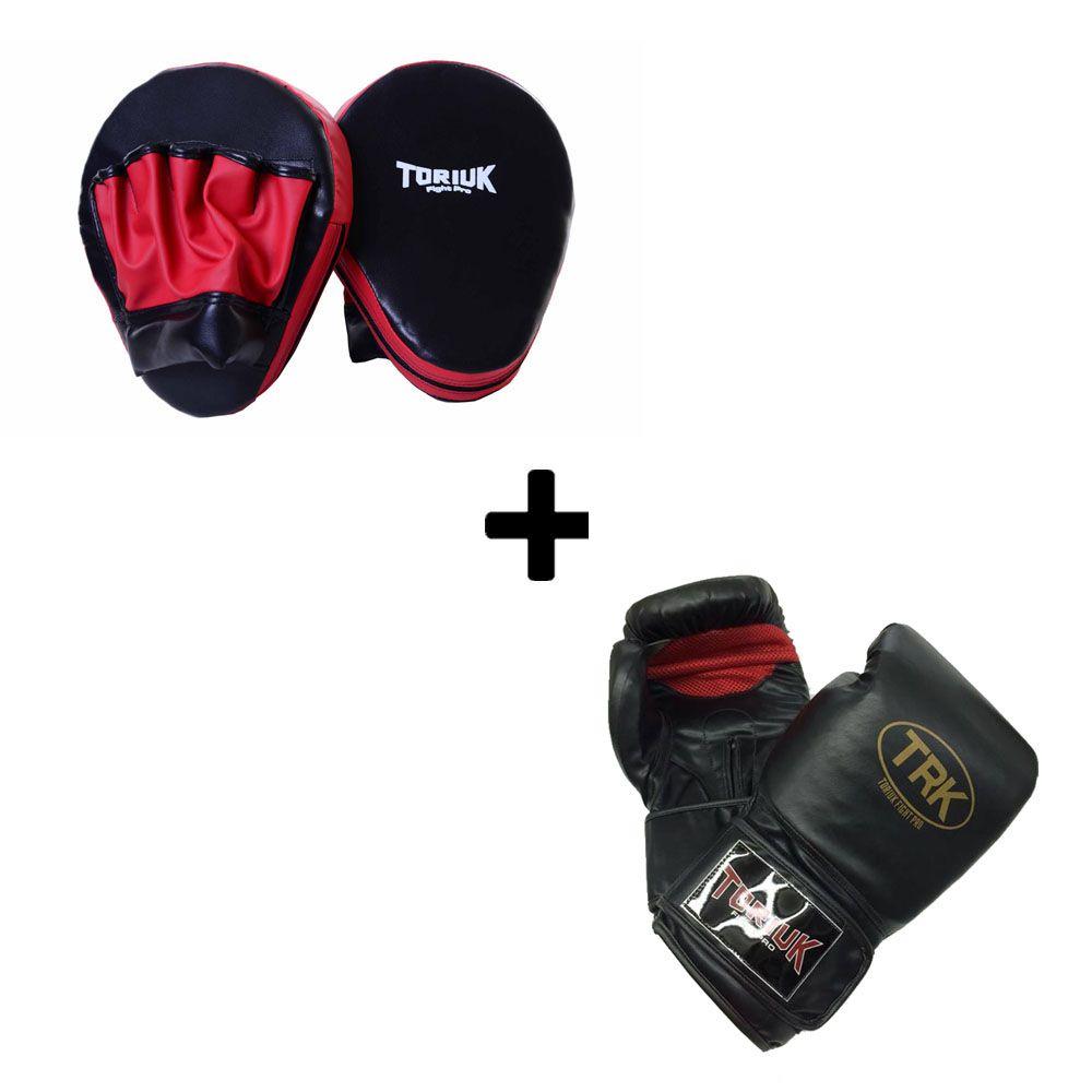 Luvas de Boxe e Manoplas de Soco - Toriuk  - Loja do Competidor