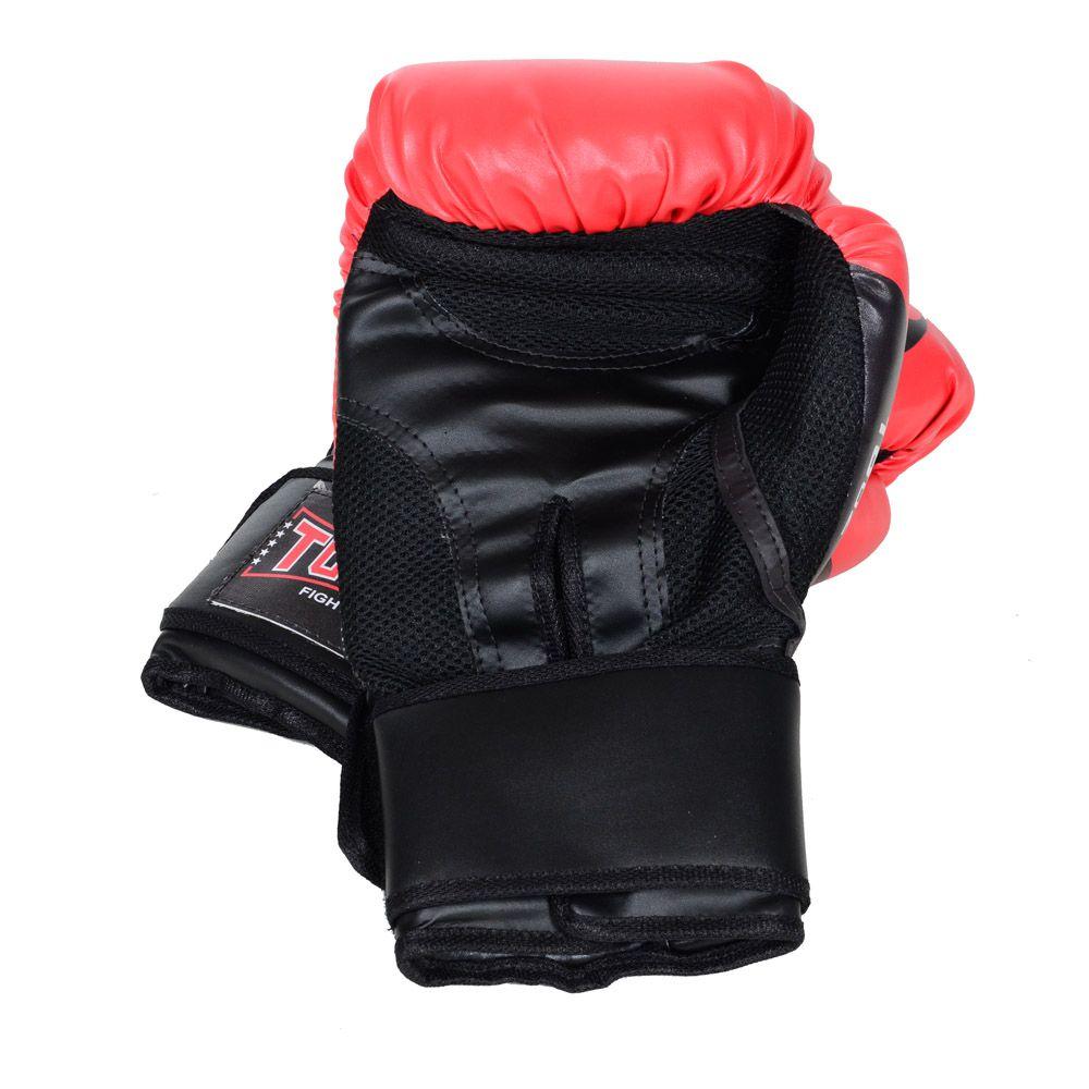 Kit Luvas de Boxe Elite Caveira Muerte + Bandagem 3m + Bucal Superior  - Loja do Competidor