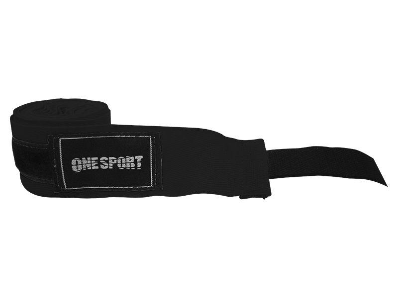 Kit Luvas de Boxe Elite Pantera + Bandagem 3m + Bucal Superior  - Loja do Competidor