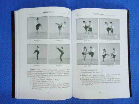 Livro O Melhor do KickBoxing - Frank Thiboutot .  - Loja do Competidor