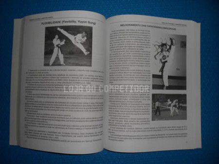 Livro Taekwondo Competição - Mestre Yeo Jun Kim  - Loja do Competidor