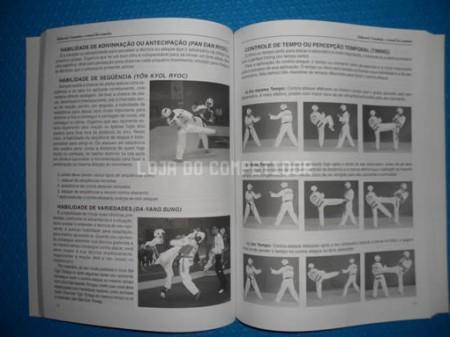 Livro Taekwondo Competição - Mestre Yeo Jun Kim .  - Loja do Competidor