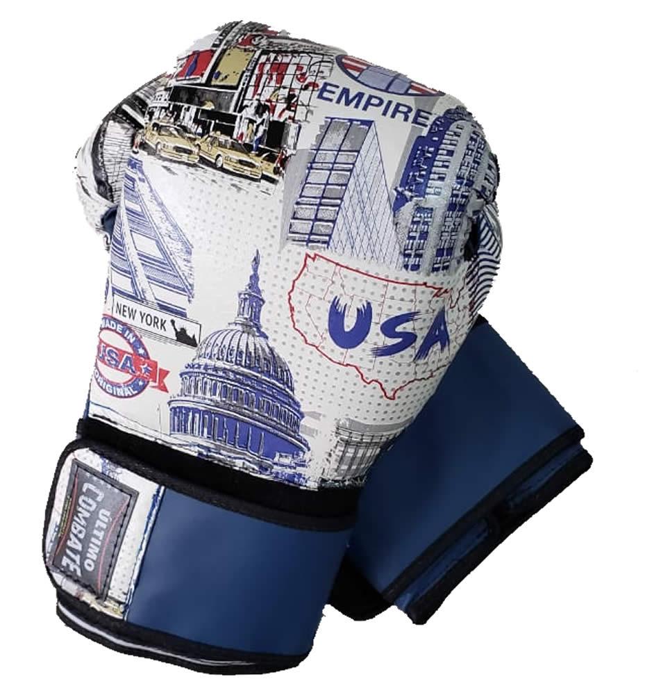 Luva de Boxe Muay Thai Liberty - 10 OZ - UC  - Loja do Competidor