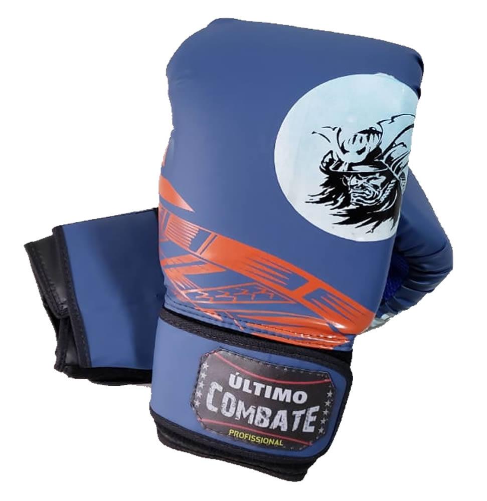 Luva de Boxe Muay Thai Samurai - 14 OZ - UC  - Loja do Competidor