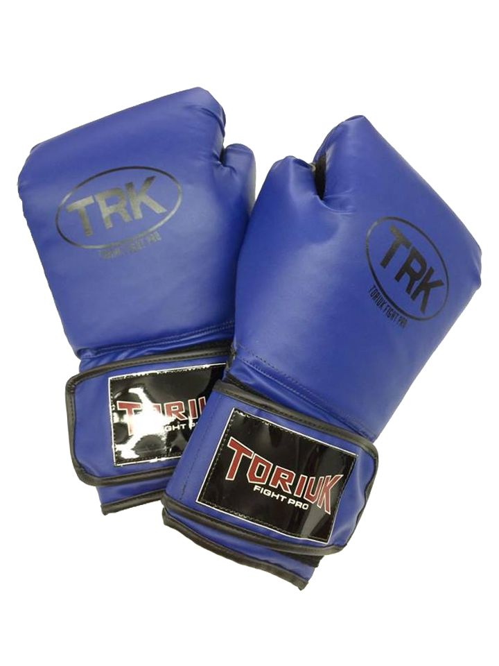 Luva de Boxe Toriuk Air Cool - Azul - 08/10/12/14/16 OZ
