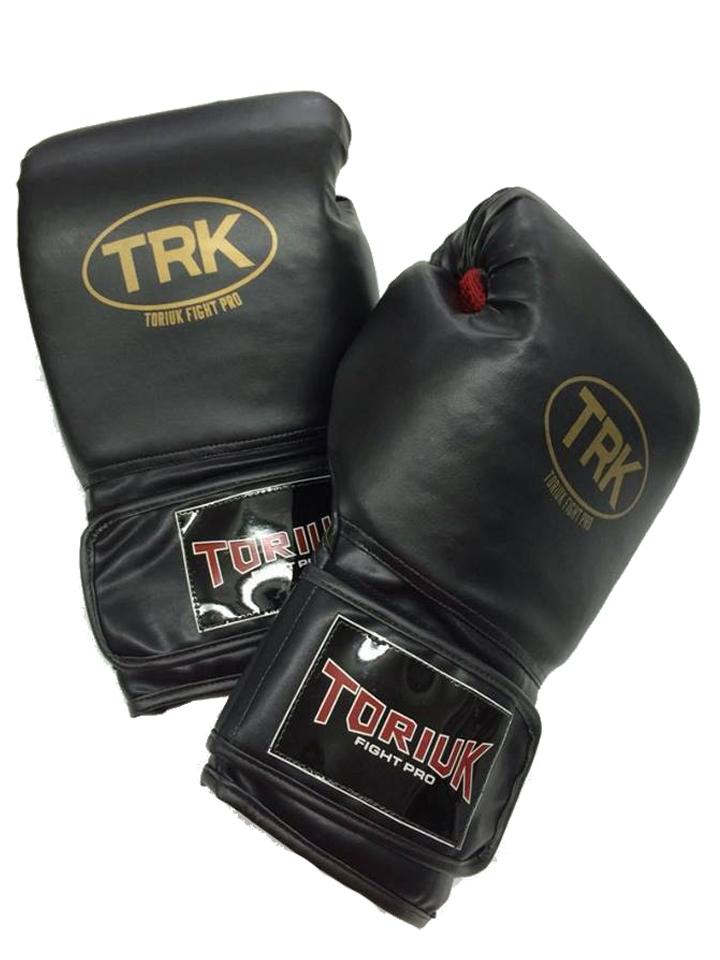 Luva de Boxe Toriuk Air Cool - Preta - 08/10/12/14/16 OZ - Frete Grátis  - Loja do Competidor