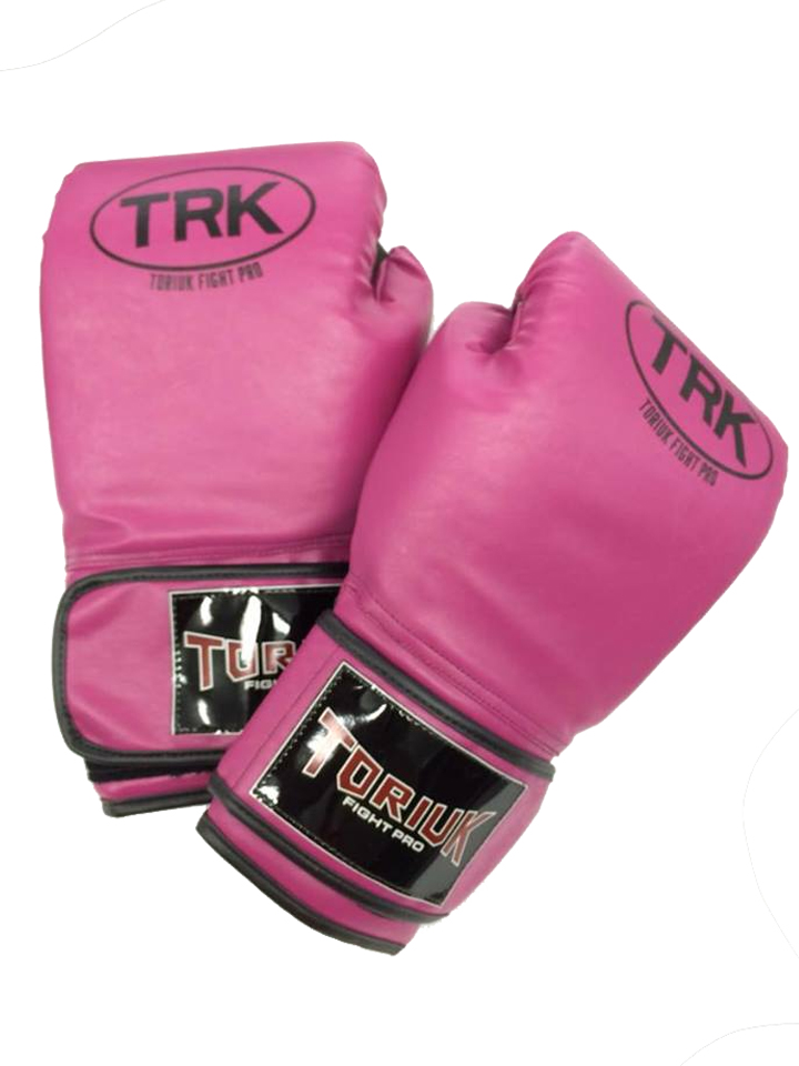 Luva de Boxe Toriuk Air Cool - Rosa - 08/10/12/14/16 OZ