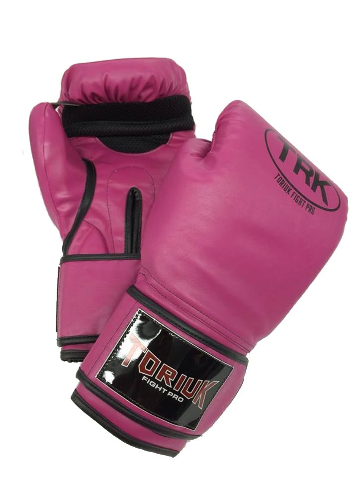 Luva de Boxe Toriuk Air Cool - Rosa - 08/10/12/14/16 OZ - Loja do Competidor