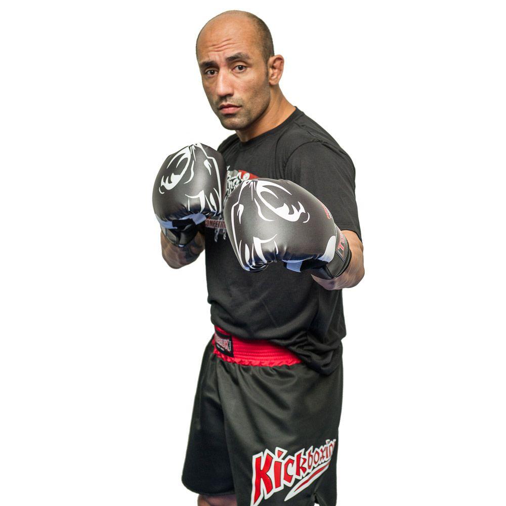 Luva de Boxe Muay Thai Elite Pro - Pantera - 08 a 16 OZ - Toriuk  - Loja do Competidor