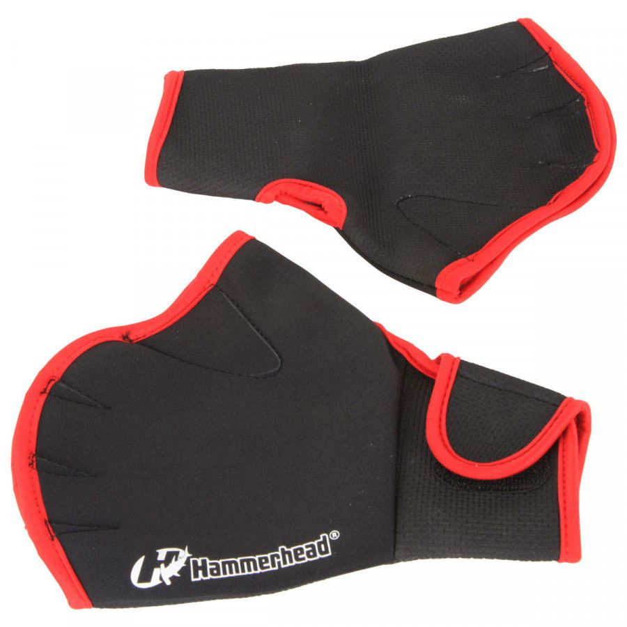 Luva de Natação Hidro Acqua Gloves - Par - Hammerhead  - Loja do Competidor