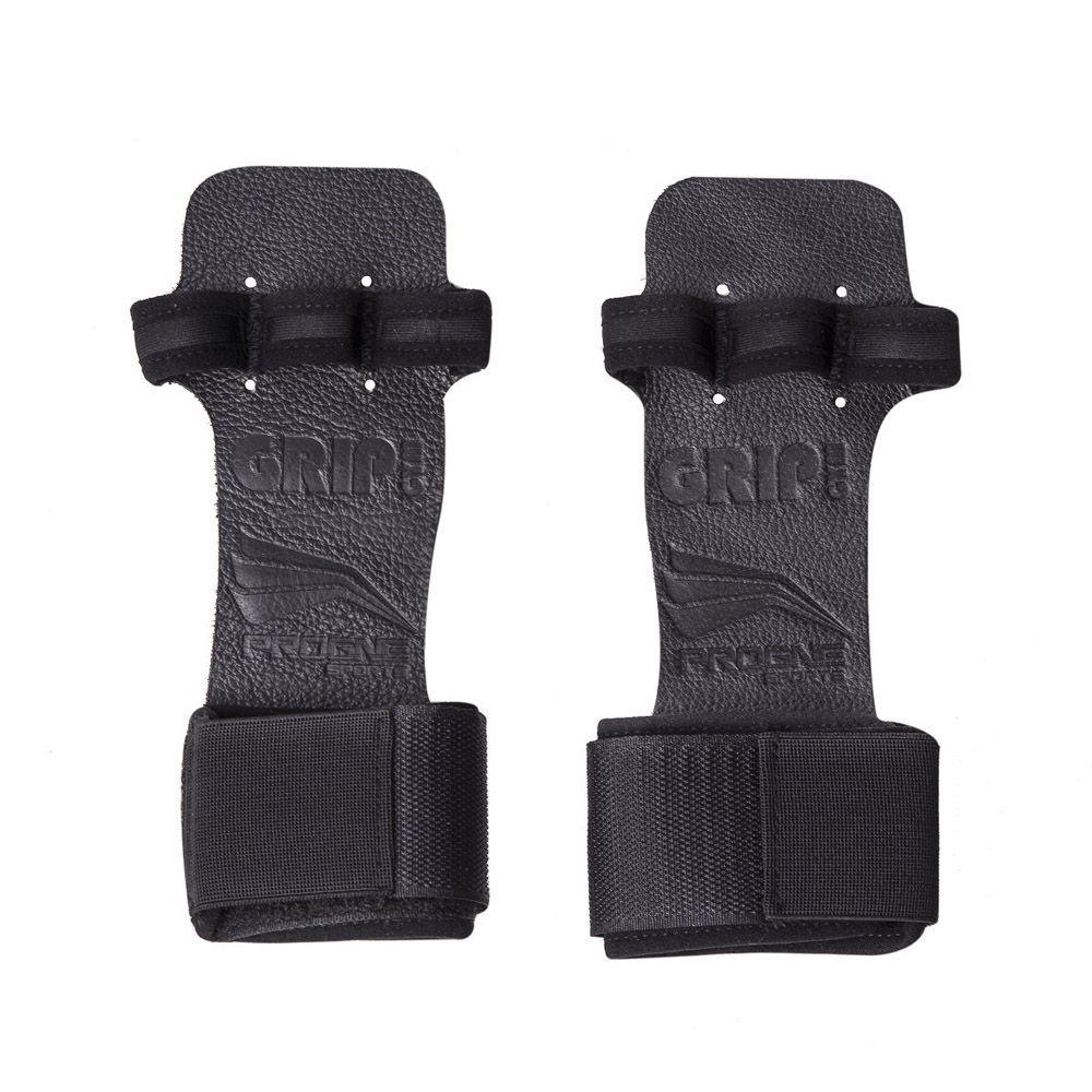 Luva/ Fita /Straps de Pegada - Musculação/Crossfit - Grip Leather - Par  Progne  - Loja do Competidor
