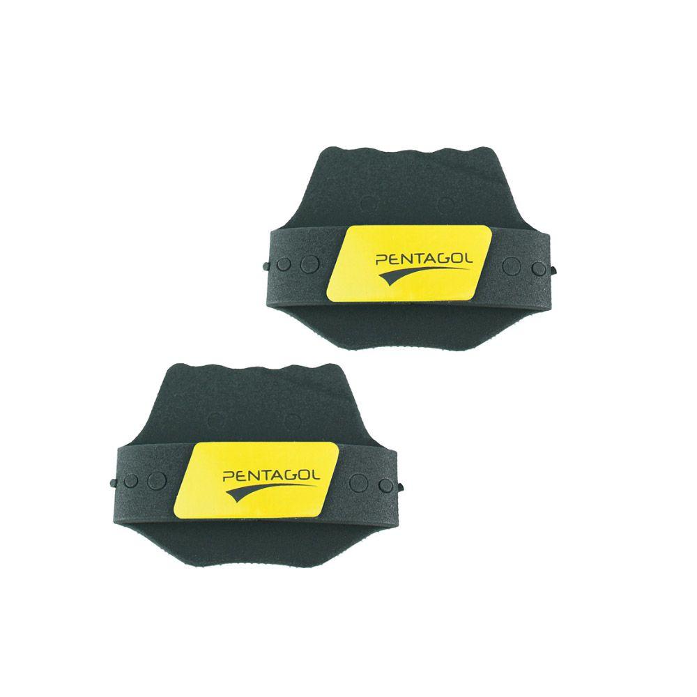 Luva para Musculação Protetor Palma - Fitness  - EVA - Par - Pentagol