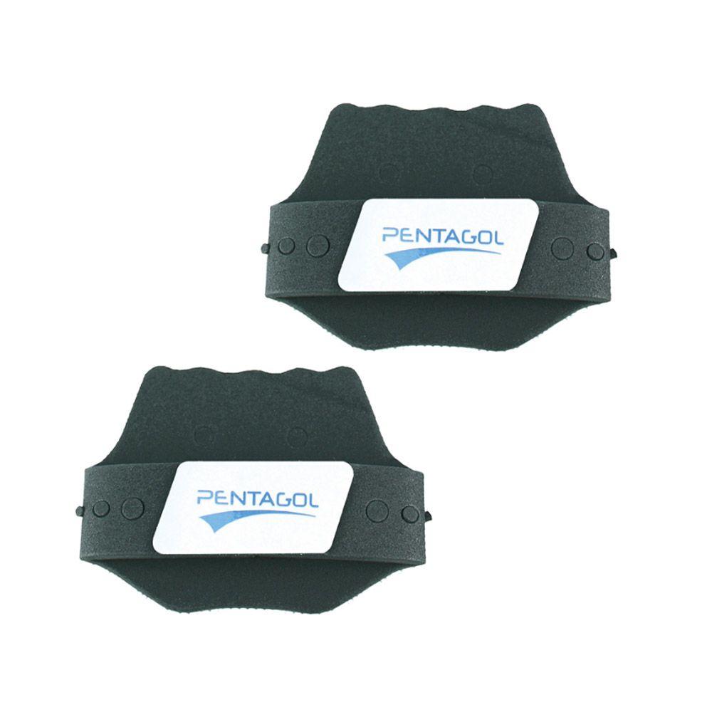 Luva para Musculação Protetor Palma - Fitness  - EVA - Par - Pentagol  - Loja do Competidor