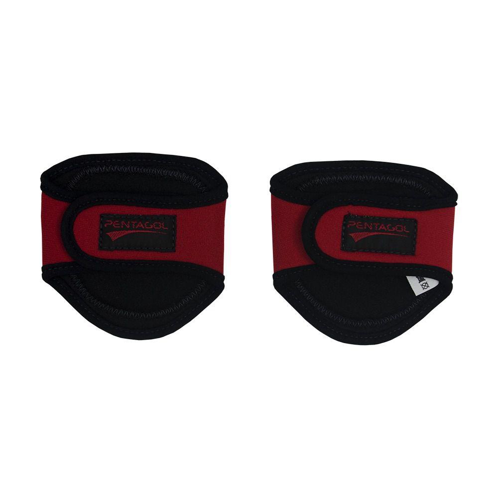Luva para Musculação Protetor de Palma - Fitness  - Neopreme - Par - Pentagol  - Loja do Competidor