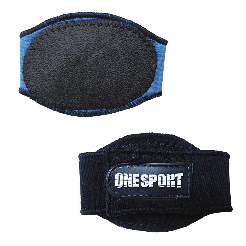 Luva para Musculação e Fitness - Meia Palma - One Sport .