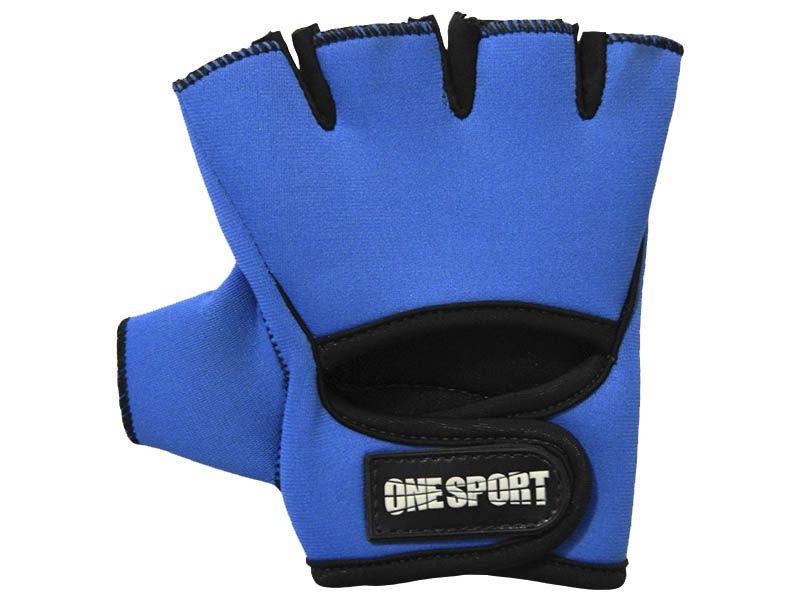 Luva para Musculação e Fitness - OSP2 - One Sport -