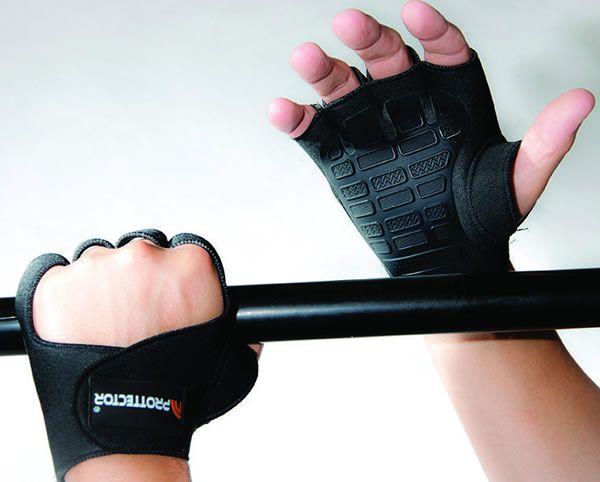 Luva para Musculação e Fitness -Prottector - Gel - Dogma .  - Loja do Competidor
