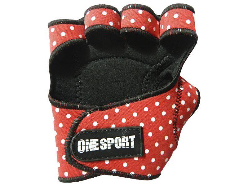 Luva para Musculação e Fitness - WS - Feminino - One Sport -  - Loja do Competidor