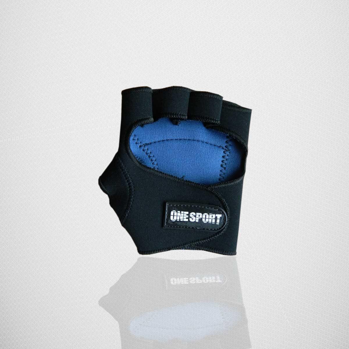 Luva para Musculação e Fitness - WS - Unissex- One Sport .