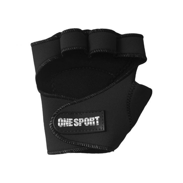 Luva para Musculação e Fitness - WS - Unissex- One Sport -  - Loja do Competidor